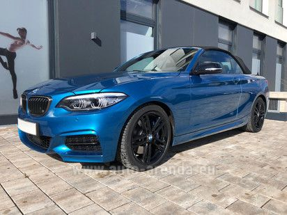 Buy BMW M240i Convertible 2019 in Luxembourg, picture 1