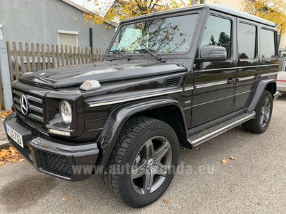 Купить Mercedes-Benz G-Class 350d Limited Edition 1 of 463 в Люксембурге