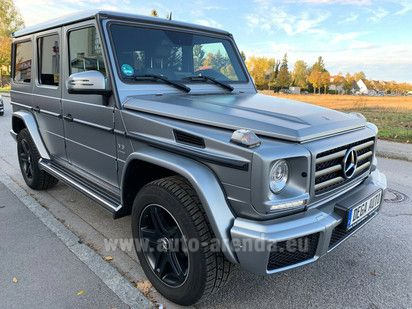 Купить Mercedes-Benz G-Class 500 Limited Edition 1 of 463 в Люксембурге