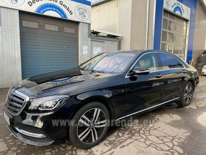 Купить Mercedes-Benz S 400 d Long 4Matic 2018 в Люксембурге, фотография 1
