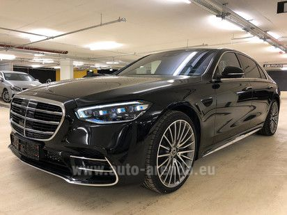 Купить Mercedes-Benz S 500 Long 4Matic AMG-LINE в Люксембурге