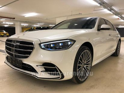 Купить Mercedes-Benz S 500 Long 4Matic в Люксембурге