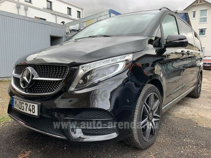 Купить Mercedes-Benz V 250 d Extra-long 2018 в Люксембурге, фотография 1