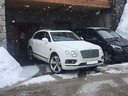 Rent-a-car Bentley Bentayga 6.0 litre twin turbo TSI W12 in Differdange, photo 14