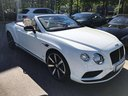 Rent-a-car Bentley Continental GTC V8 S in Luxembourg City, photo 2