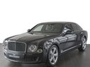 Rent-a-car Bentley Mulsanne Speed V12 with its delivery to Luxembourg Findel Airport, photo 1