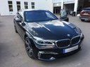 Rent-a-car BMW 750i XDrive M equipment in Diekirch, photo 5