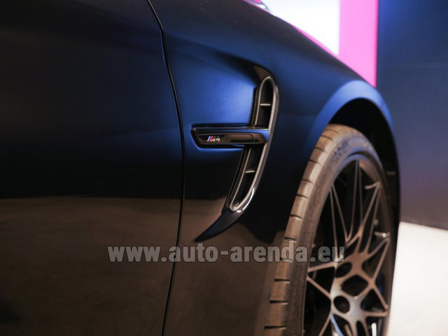 Rental BMW M4 Cabrio Performance Individual in Esch-sur-Alzette