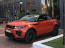 Rent-a-car Land Rover Range Rover Evoque HSE Cabrio SD4 in Dudelange, photo 2