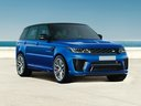 Rent-a-car Land Rover Range Rover Sport SVR V8 with its delivery to Luxembourg Findel Airport, photo 1