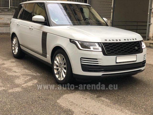 Прокат Ленд Ровер Range Rover Vogue P525 в Дикирхе
