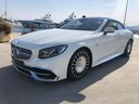 Rent-a-car Maybach S 650 Cabriolet, 1 of 300 Limited Edition with its delivery to Luxembourg Findel Airport, photo 5
