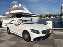 Rent-a-car Maybach S 650 Cabriolet, 1 of 300 Limited Edition with its delivery to Luxembourg Findel Airport, photo 11