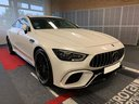 Rent-a-car Mercedes-Benz AMG GT 63 S 4-Door Coupe 4Matic+ in Differdange, photo 2