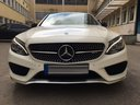 Rent-a-car Mercedes-Benz C-Class C43 AMG Biturbo 4MATIC White in Ettelbruck, photo 2