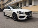 Rent-a-car Mercedes-Benz C-Class C43 AMG Biturbo 4MATIC White in Ettelbruck, photo 5