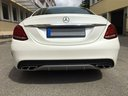 Rent-a-car Mercedes-Benz C-Class C43 AMG Biturbo 4MATIC White in Ettelbruck, photo 6