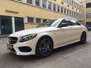 Rent-a-car Mercedes-Benz C-Class C43 AMG Biturbo 4MATIC White in Ettelbruck, photo 1