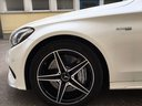 Rent-a-car Mercedes-Benz C-Class C43 AMG Biturbo 4MATIC White in Ettelbruck, photo 11
