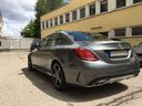 Rent-a-car Mercedes-Benz C-Class C43 AMG BITURBO 4Matic in Wiltz, photo 2