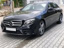 Rent-a-car Mercedes-Benz E 450 4MATIC saloon AMG equipment in Luxembourg, photo 2