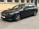 Rent-a-car Mercedes-Benz E 450 4MATIC T-Model AMG equipment with its delivery to Luxembourg Findel Airport, photo 1