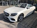 Rent-a-car Mercedes-Benz E-Class E 300 AMG Cabriolet with its delivery to Luxembourg Findel Airport, photo 1