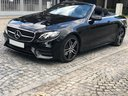 Rent-a-car Mercedes-Benz E-Class E220d Cabriolet AMG equipment in Wiltz, photo 1