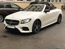Rent-a-car Mercedes-Benz E-Class E300d Cabriolet diesel AMG equipment in Luxembourg, photo 1