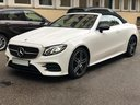 Rent-a-car Mercedes-Benz E-Class E300d Cabriolet diesel AMG equipment in Luxembourg, photo 13