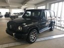Rent-a-car Mercedes-Benz G63 AMG V8 biturbo in Luxembourg, photo 1