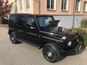 Rent-a-car Mercedes-Benz G-Class G500 2019 Exclusive Edition in Luxembourg, photo 10