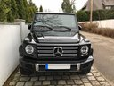 Rent-a-car Mercedes-Benz G-Class G500 2019 Exclusive Edition in Luxembourg, photo 12