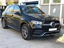 Прокат автомобиля Мерседес-Бенц GLE 400 4Matic AMG комплектация и доставка его в аэропорт Люксембург-Финдел, фото 1