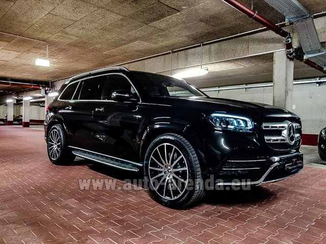 Прокат Мерседес-Бенц GLS 400d 4MATIC BlueTEC комплектация AMG в Дикирхе