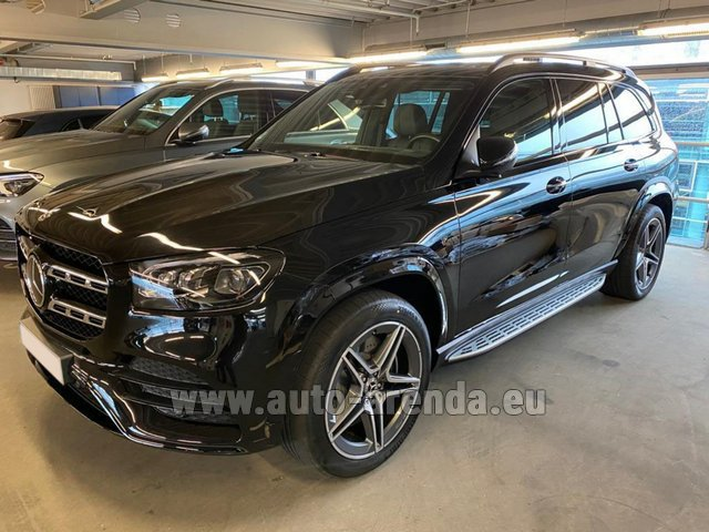 Прокат Мерседес-Бенц GLS 400d BlueTEC 4MATIC комплектация AMG в Дикирхе