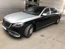 Rent-a-car Maybach S 560 4MATIC AMG equipment Metallic and Black in Ettelbruck, photo 3