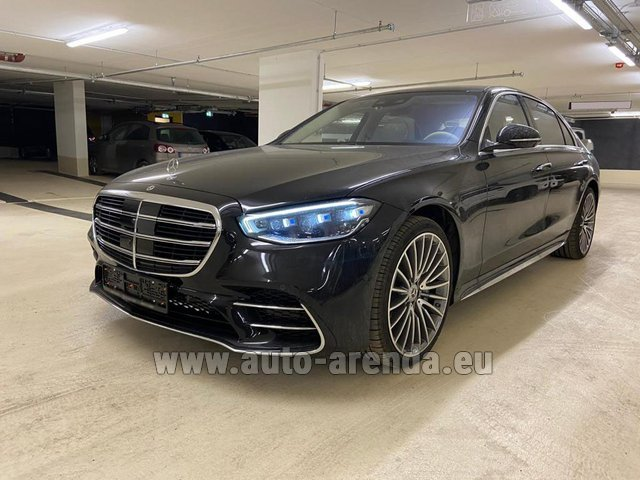Rental Mercedes-Benz S 500 4MATIC Sedan long in Wiltz