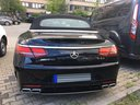 Rent-a-car Mercedes-Benz S 63 AMG Cabriolet V8 BITURBO 4MATIC+ in Luxembourg, photo 6