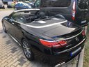 Rent-a-car Mercedes-Benz S 63 AMG Cabriolet V8 BITURBO 4MATIC+ in Luxembourg, photo 2