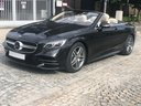 Rent-a-car Mercedes-Benz S-Class S 560 Cabriolet 4Matic AMG equipment with its delivery to Luxembourg Findel Airport, photo 1