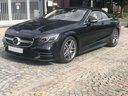 Rent-a-car Mercedes-Benz S-Class S 560 Cabriolet 4Matic AMG equipment with its delivery to Luxembourg Findel Airport, photo 12