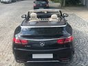 Rent-a-car Mercedes-Benz S-Class S 560 Cabriolet 4Matic AMG equipment with its delivery to Luxembourg Findel Airport, photo 3