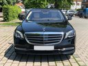 Rent-a-car Mercedes-Benz S-Class S400 Long 4Matic Diesel AMG equipment in Rumelange, photo 4