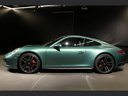 Rent-a-car Porsche 911 991 4S Racinggreen Individual Sport Chrono in Luxembourg, photo 2