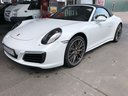 Rent-a-car Porsche 911 Carrera Cabrio White in Ettelbruck, photo 7