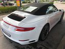 Rent-a-car Porsche 911 Carrera Cabrio White in Ettelbruck, photo 3