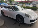 Rent-a-car Porsche 911 Carrera Cabrio White in Ettelbruck, photo 1