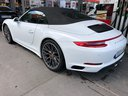 Rent-a-car Porsche 911 Carrera Cabrio White in Ettelbruck, photo 6