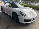 Rent-a-car Porsche 911 Carrera Cabrio White in Ettelbruck, photo 8